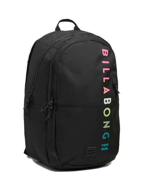 BLACK MENS ACCESSORIES BILLABONG BAGS + BACKPACKS - BB-9607008-BLK