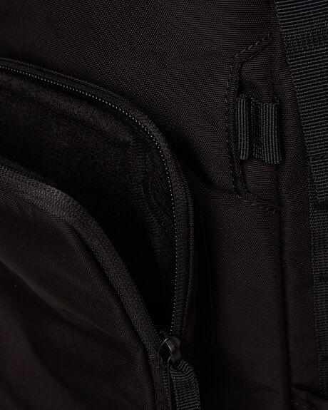 ALL BLACK NYLON MENS ACCESSORIES NIXON BAGS + BACKPACKS - C2950-1148