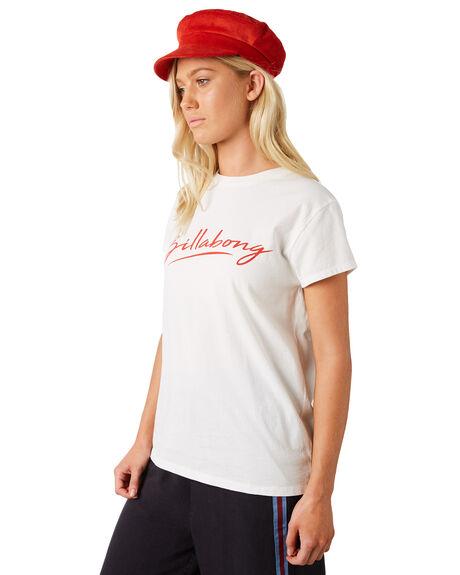COOL WIP WOMENS CLOTHING BILLABONG TEES - 6581001COOLW