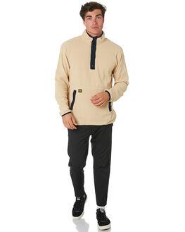 OATMEAL MENS CLOTHING DEPACTUS JUMPERS - D5194386OATML
