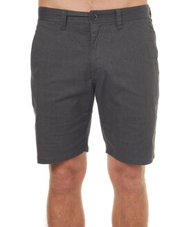 CHARCOAL HEATHER MENS CLOTHING VOLCOM SHORTS - A0931602CHH