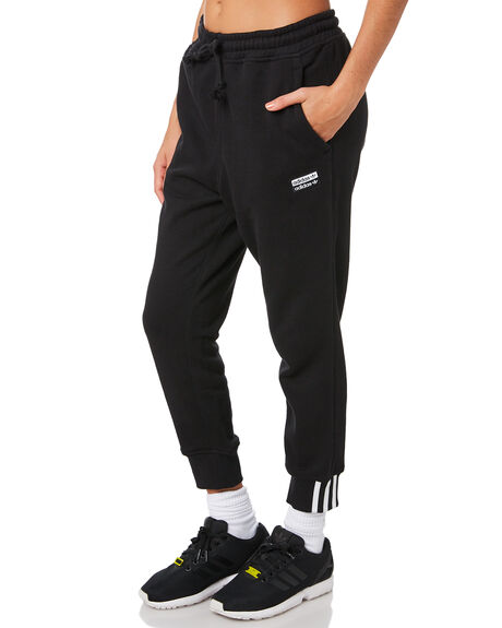 BLACK WOMENS CLOTHING ADIDAS PANTS - ED5851BLK