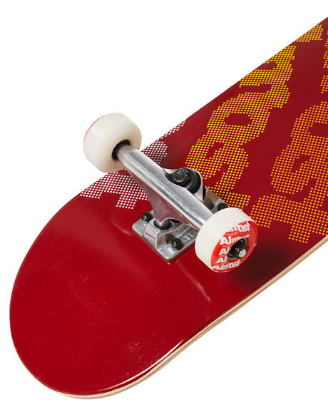 RED BOARDSPORTS SKATE ALMOST COMPLETES - 10523250RED