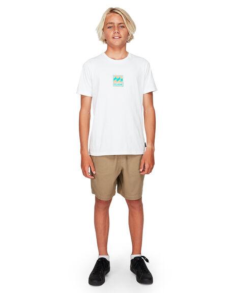 GRAVEL KIDS BOYS BILLABONG SHORTS - BB-8592733-G03