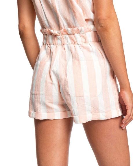 EVENING SAND WOMENS CLOTHING ROXY SHORTS - ERJNS03240-MEZ3