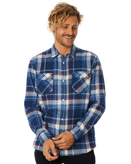 DENIM MENS CLOTHING SWELL SHIRTS - S5184184DENIM