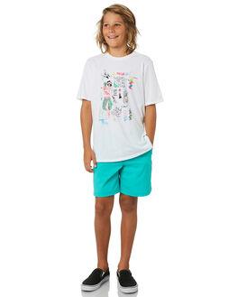HYPER JADE KIDS BOYS HURLEY BOARDSHORTS - CD0237317
