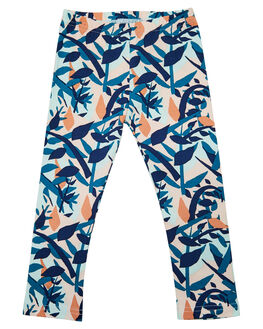 MULTI KIDS TODDLER GIRLS CHILDREN OF THE TRIBE PANTS - GRLG0325MUL