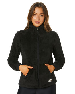 TNF BLACK WOMENS CLOTHING THE NORTH FACE JACKETS - NF0A3YSMJK3