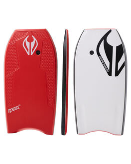 RED SURF BODYBOARDS NMD BODYBOARDS BOARDS - N18MATRIX40RERED