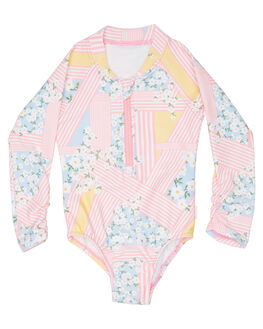 MULTI OUTLET KIDS SEAFOLLY CLOTHING - 15663T-133MUL