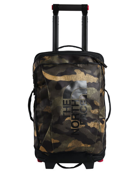 BURNT OLIVE MENS ACCESSORIES THE NORTH FACE BAGS + BACKPACKS - NF0A3C94FE7