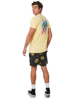 BUTTER MENS CLOTHING SANTA CRUZ TEES - SC-MTC9245BUTR
