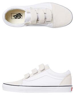 TRUE WHITE MENS FOOTWEAR VANS SNEAKERS - VNA3D29W00WHT
