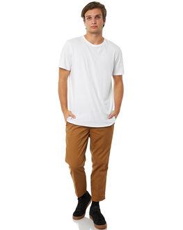 BROWN DUCK MENS CLOTHING DICKIES PANTS - WPC596BRNDU
