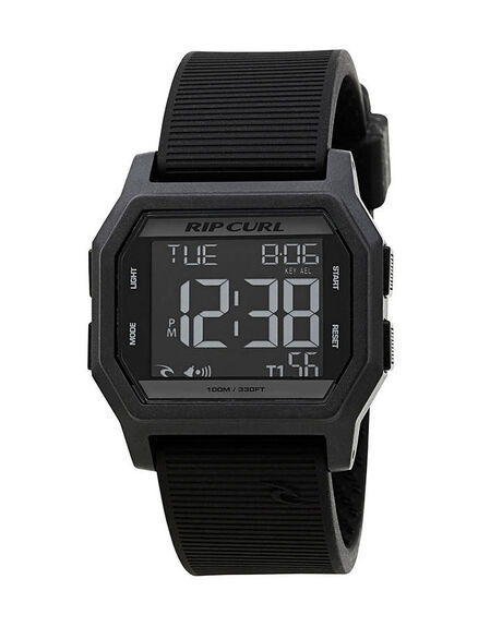 BLACK MENS ACCESSORIES RIP CURL WATCHES - A2701090