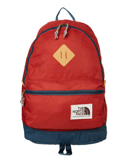 BOSSA NOVA RED MENS ACCESSORIES THE NORTH FACE BAGS + BACKPACKS - NF0A2ZD93QG