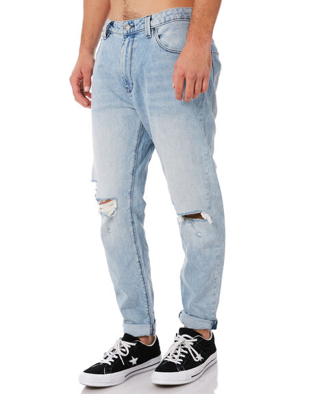 THE JAMS MENS CLOTHING A.BRAND JEANS - 811113843