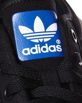 BLACK RUNNING WHITE MENS FOOTWEAR ADIDAS SKATE SHOES - SSC75611BLKWM
