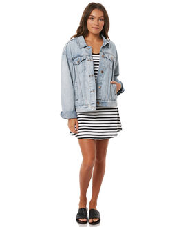 DENIM WOMENS CLOTHING INSIGHT JACKETS - 1000064846DNM
