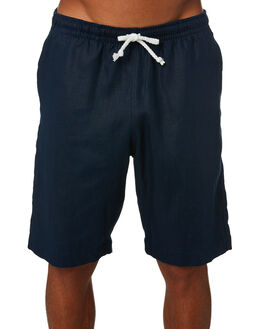 NAVY MENS CLOTHING OKANUI SHORTS - OKMLSOS1701__NVNVY