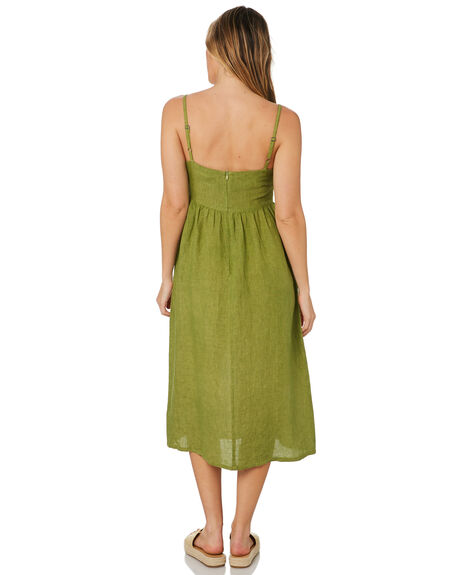 FOREST WOMENS CLOTHING THE HIDDEN WAY DRESSES - H8202457FORST