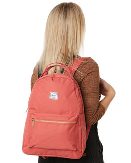 MINERAL RED WOMENS ACCESSORIES HERSCHEL SUPPLY CO BAGS + BACKPACKS - 10503-03016-OSMNRD