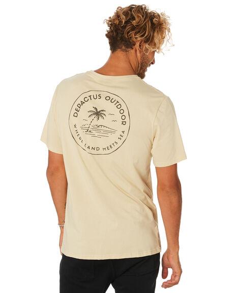 STONE MENS CLOTHING DEPACTUS TEES - D5193005STONE