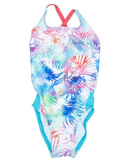 MULTI KIDS TODDLER GIRLS ESCARGOT SWIMWEAR - GT-098-0086MUL