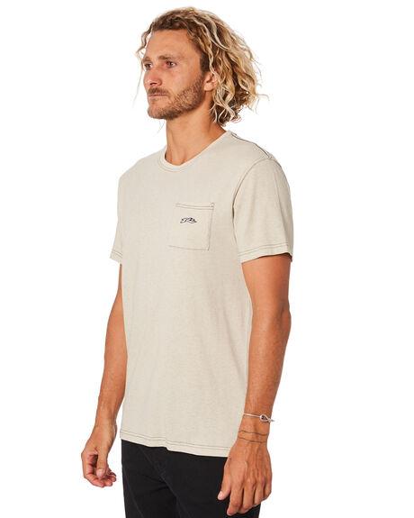 SABLE MENS CLOTHING RUSTY TEES - TTM2344SAB