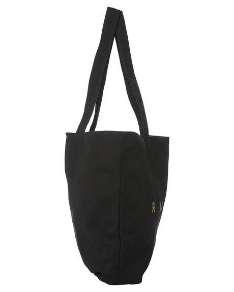 BLACK WOMENS ACCESSORIES RUSTY BAGS + BACKPACKS - BFL1114BK1