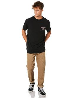 KHAKI MENS CLOTHING RIP CURL PANTS - CPADV10064