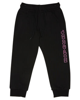 BLACK KIDS BOYS RIP CURL PANTS - OPAZX30090