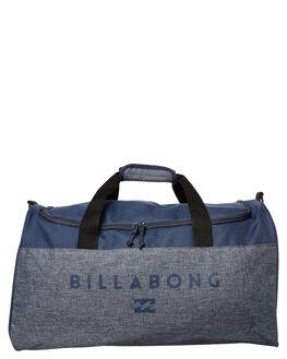 DARK SLATE MENS ACCESSORIES BILLABONG BAGS - 9685234BDS8