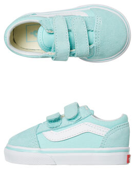BLUE TINT KIDS GIRLS VANS FOOTWEAR - VNA344KVIBBTNT