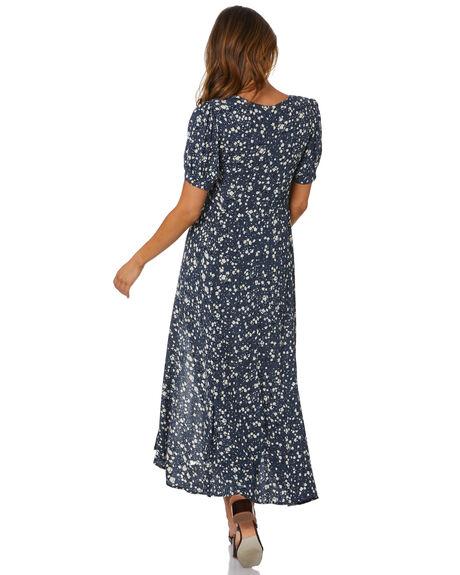 MARIANNE FLORAL WOMENS CLOTHING RUE STIIC DRESSES - AS-20-09-1-MRF-VRMRF