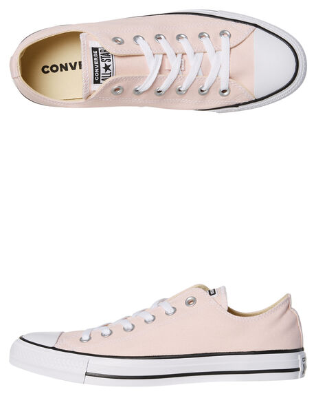 BARELY ROSE WOMENS FOOTWEAR CONVERSE SNEAKERS - SS159621ROSEW