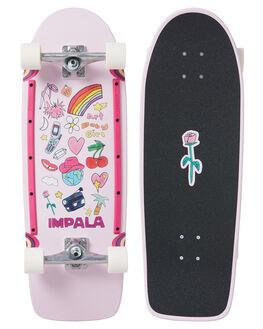 ART BABY GIRL BOARDSPORTS SKATE IMPALA COMPLETES - IMPBC001ART