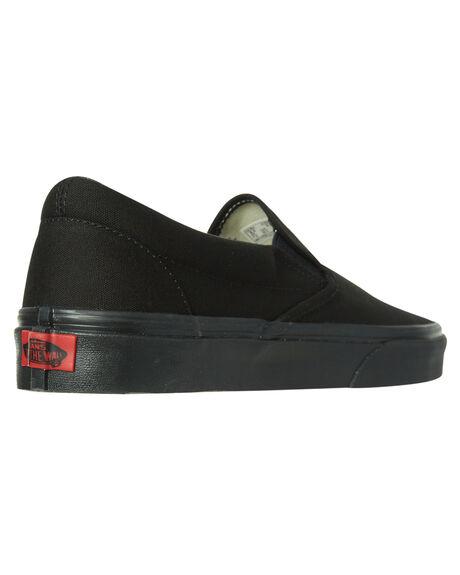 BLACK/BLACK MENS FOOTWEAR VANS SNEAKERS - VN-0EYEBKA