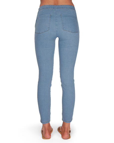 BLUE BIRD WOMENS CLOTHING BILLABONG JEANS - BB-6595431-BBD