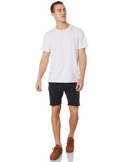 FREEDOM BLACK MENS CLOTHING NENA AND PASADENA SHORTS - NPMSVS001FRBL