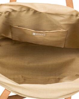 NATURAL WOMENS ACCESSORIES ROXY BAGS + BACKPACKS - ERJBT03112YEF0
