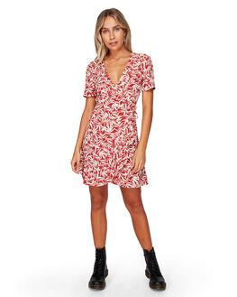 REDROCK WOMENS CLOTHING BILLABONG DRESSES - BB-6592473-ROK