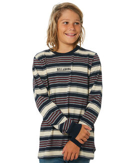 NAVY KIDS BOYS BILLABONG TOPS - 8595176NAV