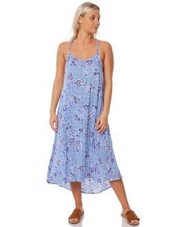 BLUE DAWN WOMENS CLOTHING RUSTY DRESSES - SCL0292BDW