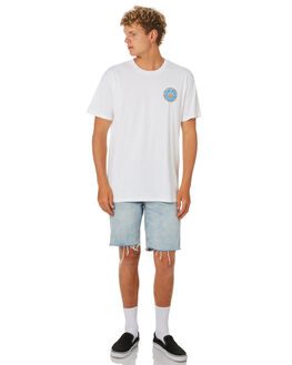 WHITE MENS CLOTHING SWELL TEES - S5201038WHITE
