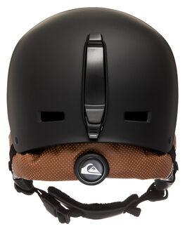 BLACK BOARDSPORTS SNOW QUIKSILVER PROTECTIVE GEAR - EQYTL03034-KVJ0