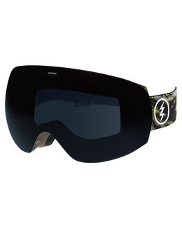 JET BLK SNOW ACCESSORIES ELECTRIC GOGGLES - EG1216700JBLK