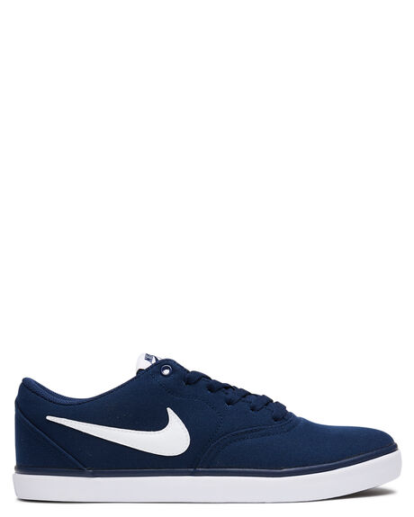 MIDNIGHT NAVY WHITE MENS FOOTWEAR NIKE SNEAKERS - SS843896-400M