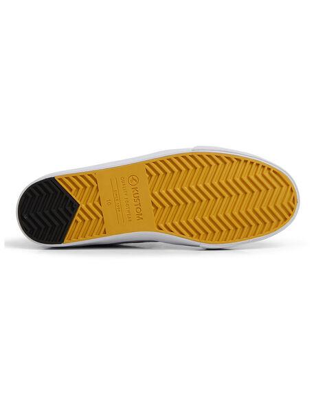 NAVY MENS FOOTWEAR KUSTOM SNEAKERS - KS-K903105-NVY
